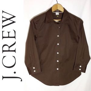 J. Crew Haberdashery Button Up Shirt